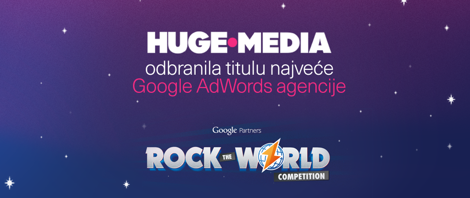 Rock the World - All Stars 2015 - Huge Media