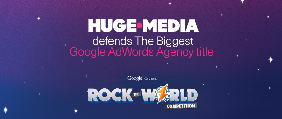 Huge Media defends the title of Biggest Google AdWords Agency in Serbia